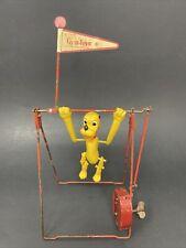 Vintage Walt Disney Gym-Toys Marx Wind Up PLUTO Tin Metal & Plastic