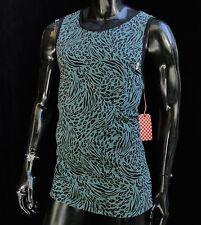Vans skate Surfing Zebra Print Mens Muscle T shirt tank top Size Large