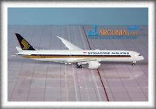 "JC Wings 1:400 Singapore Airlines Boeing 787-10 Dreamliner ""Flaps Down - 9V-SCB"""