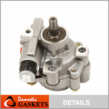 Power Steering Pump Fit 93-97 Toyota Corolla Geo Prizm 1.6L 1.8L DOHC 4AFE 7AFE