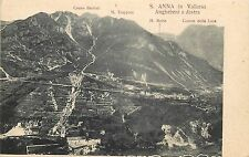 Italy S. Anna in Vallarsa Anghebeni Corno Battisti Monte Trappola Roite Coston