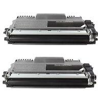 2 Toner Rebuild kompatibel für Brother MFC-7360 MFC7360Ne HL-2240 HL-2250 HL2270