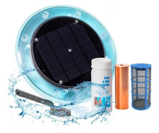 No More Green Solar Pool Ionizer For Pools Up to 35,000 Gallons - Used One Week