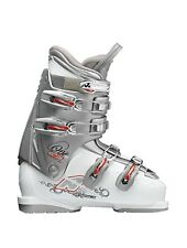 2014 NORDICA ONE 40 WOMENS SKI BOOTS WHT SIZE 23.5 05060300