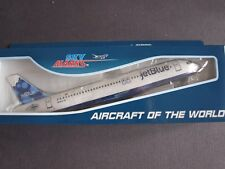 JetBlue Airbus A320 Blueberries Livery Skymarks Model 1:150 Scale - SKR963