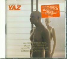 Yaz / Yazz - The Best Of Promotional Cd Ottimo