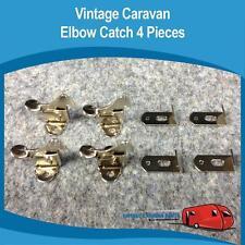 Caravan Elbow Catch 4 Sets Vintage Franklin, Millard, York, Chesney H0103