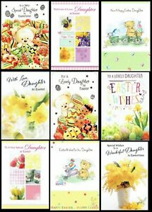 Special DAUGHTER ~ Quality EASTER CARD ~  Great Choice of Designs