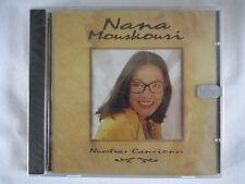 NANA MOUSKOURI - NUESTRAS CANCIONES CD - BRAND NEW