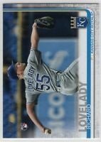 2019 Topps Baseball Kansas City Royals Team Set Series 1 2 and Update (29 cards)
