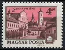 Hungría 1972-89 Sg # 2743a 4fo opiniones definitives Mnh #d 5113