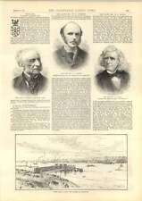 1889 Free Thames Ferry Woolwich Wf Donkin Sc Hall Art Jnl Sir Thomas Gladstone
