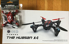 Hubsan X4 H107C 4 Channel 6 Axis Gyro RC Quadcopter - 720P HD & Crash Pack
