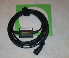 Per Zavoli BORA/Light GPL GPL CNG diagnostica cavo USB Interface + software/Manual