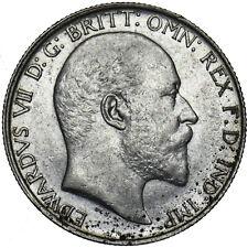 More details for 1904 florin - edward vii british silver coin - v nice