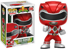 Power Rangers - Red Ranger Actn Funko Pop! Television Toy