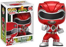 Power Rangers - Red Ranger Actn Funko Pop! Television Toy
