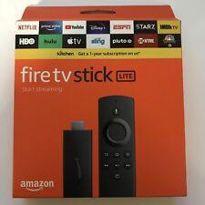Amazon Fire TV Stick Lite with Alexa Voice Remote Control, Latest Version 2020