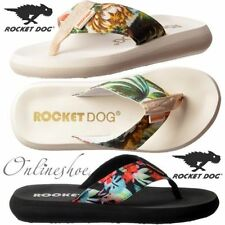 "Rocket Dog Women's Flat (less than 0.5"") Sandals & Beach Shoes"