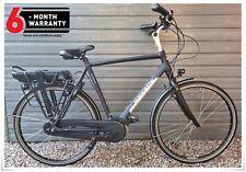 Mens Electric bike Gazelle ultimate Bosch hybrid ebike 2019 xl frame