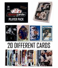 WAYNE GRETZKY LOT OF 20 DIFFERENT CARDS PLAYER PACK