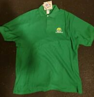 Vintage Seattle Sonics Collared Shirt XL new with Tags officially NBA product