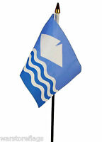 ISLE OF WIGHT FLAG waves Ventnor Cowes Ryde Shanklin CHOOSE YOUR SIZE flags