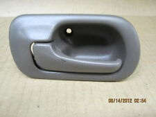 HONDA CIVIC 4 DOOR SEDAN 99 1999 REAR DOOR HANDLE REAR DRIVER LEFT LH