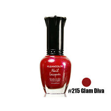 1 Kleancolor Nail Polish Lacquer #215 Glam Diva Manicure Pedicure