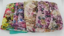 Écharpes et châles à motif Floral polyester pour femme