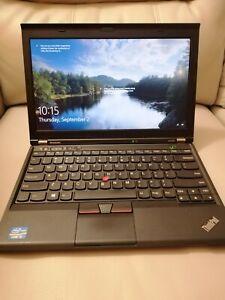 "Lenovo X230i 12.5"" / 8G / 160G SSD / IPS Screen Business Class Laptop"