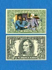 GRANDI RACCOLTE Punti Figurine Dollari STORIA DEL WEST - Edis - 1 DOLLARO (19)