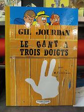 Tirage de luxe Golden Creek Gil Jourdan - Le gant à trois doigts