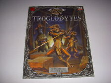 THE SLAYER'S GUIDE TO TROGLODYTES, MGP0004, d20 System, Roleplaying, D&D 2001 PB
