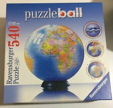 Ravensburger 3D Puzzle Ball - 540 piece jigsaw - 22 cm