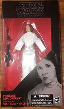 Hasbro Star Wars The Black Series #30 Princess Leia Organa Action Figure