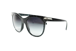 Authentic BVLGARI BV8185BF-54128G Bvlgari Black Mamba / Grey Gradient Sunglasses