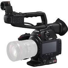 Canon EOS C100 Mark II Cinema EOS Camera W/ Dual Pixel CMOS AF (Body Only)! NEW!