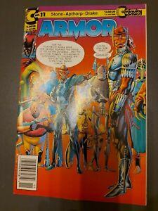 Continuity Comics No.11 Armor Stone Apthorp Drake 1991