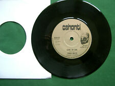 "PRINCE MILLER - COME ON GIRL.  7"" SINGLE.   (RARE UNPLAYED ORIGINAL U.K. SINGLE)"