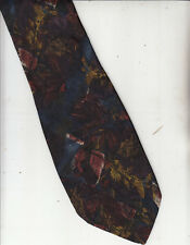 Ungaro-Authentic-100% Silk Tie-Made In Italy-Un61- Men's Tie