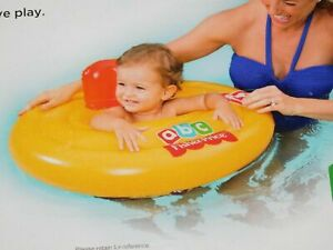 Baby Swim Float Fisher Price One Baby Seat Preschool 0-1
