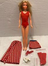 Vintage GROWING UP Skipper 1970s Doll NEAR COMPLETE Pretty!