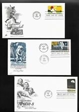 US FDC 1969 Year Set 24 First Day Covers All Cacheted All Unaddressed |