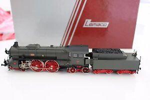 LEMACO H0 - 058 - K. BAY. St B - Dampflok -S 2/6- grün in OVP/TOP