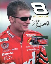 DALE EARNHARDT JR. ~ 8x10 Color Photo Picture Collage ~ #8 The Dominator