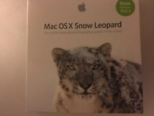Apple X Snow Leopard 10.6.3 Mac OS X 10.6.3 factory reset Install DVD