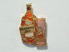 Hennessy Glace Whiskey Liquor Pin **
