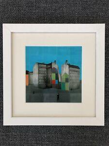 Framed Magnum Square Print by Paolo Ventura: Domenica Pomeriggio