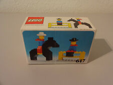 (D9) Lego 617 Cowboys New/Unopened from 1976 Top Condition Rare